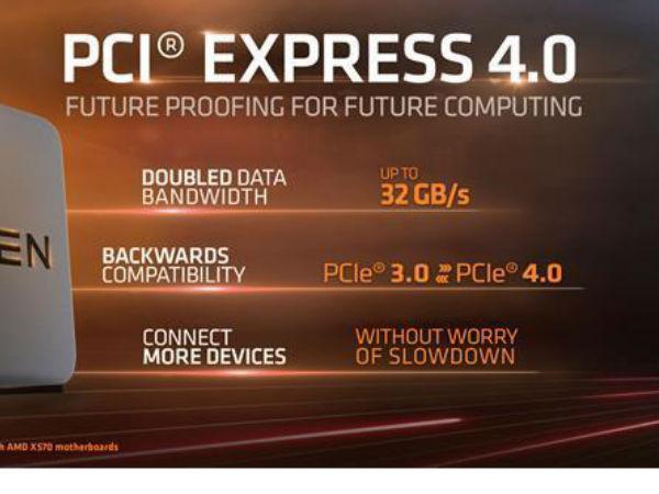 满血PCIe 4.0硬盘明年初问世:AMD独享2倍性能